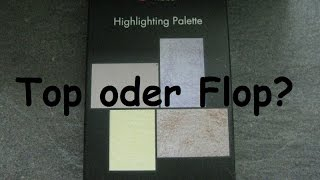 "Top oder Flop? Sleek Highlighting Palette "" Solstice "" Worth the Hype?"