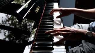 Alchemy of the Heart (piano ending) - Tangerine Dream