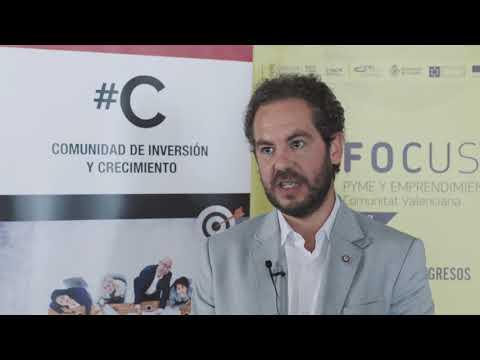 Entrevista a Damià Tormo en Focus Pyme Inversión Privada en Castellón[;;;][;;;]
