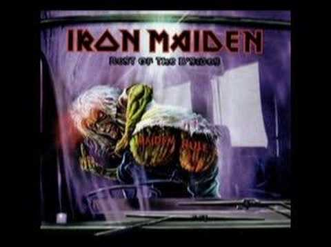 Iron Maiden - Kill Me Ce Soir (Studio Version)