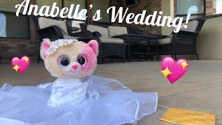 Beanie Boo's: Anabelle's Wedding!