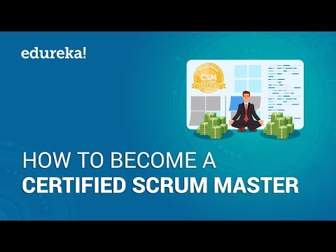 How to Become a Certified Scrum Master | Scrum Master ... - YouTube
