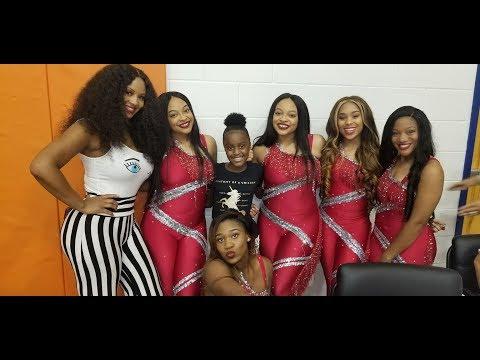 Dance Camp Gulfport, Ms/ Part 2. | Star, Sky, Tanesha, Makaya, Daija, Lil CeCe and iHeartMemphis