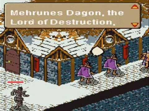 the elder scrolls travels oblivion psp gameplay