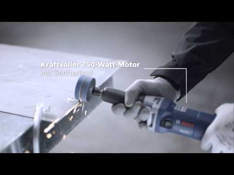 Bosch Geradschleifer GGS 8 CE Professional