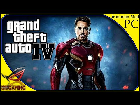 gta iv ironman mod download