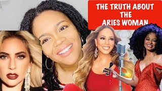 THE TRUTH ABOUT THE ARIES WOMAN