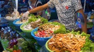 STREET FOOD IN THAILAND, THAI FOOD, AMAZING THAI STREET FOOD