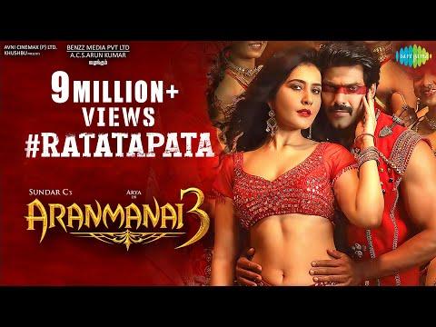 Ratatapata - Video Song | Aranmanai 3