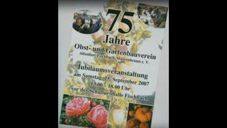 75 Jahrfeier