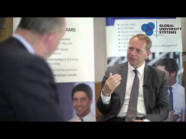 Great Minds interview with Kevin Ellis