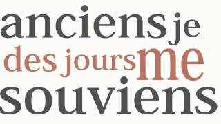 French Expressive Typography