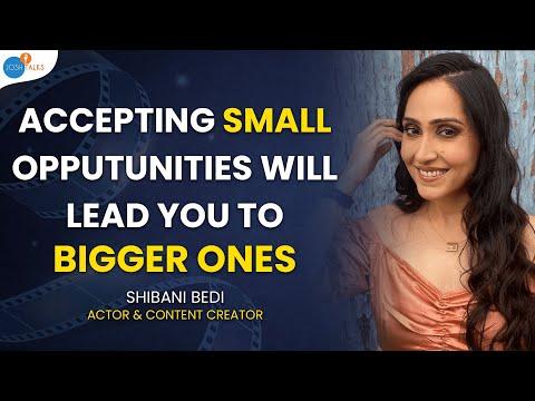 How To Take Advantage Of Every Opportunity You Get   Shibani Bedi   Josh Talks