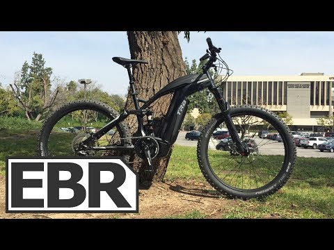 BESV TRB1 AM Video Review – $5k 28 MPH Full Suspension Electric Mountain Bike