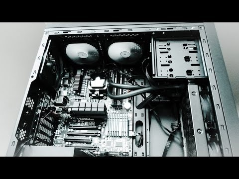 PC Build 2014 - Liquid cooled AMD FX 8350