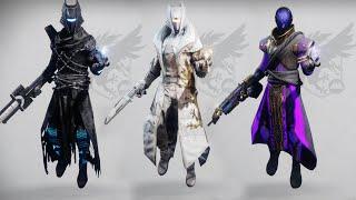 Destiny 2 Warlock Fashion Sets #2