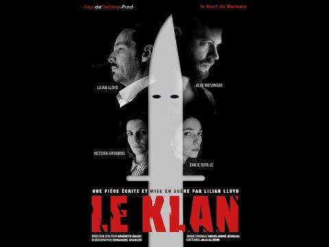 Le Klan au théâtre Michel le 16 décembre