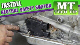 4l60E Neutral Safety Switch