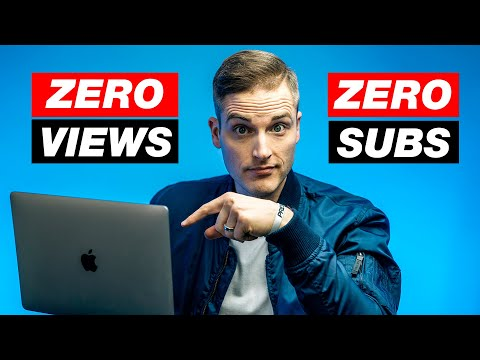 How To Grow With 0 Views And 0 Subscribers: 5 YouTube Growth Strategies