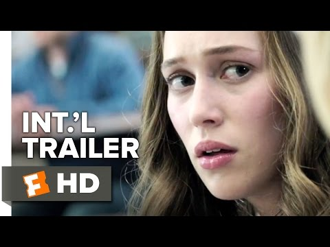 Friend Request Official International Trailer #1 (2016) - Alycia Debnam-Carey Thriller HD