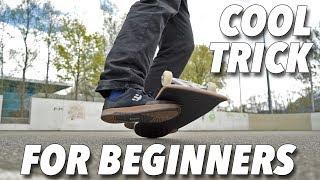 BEGINNER TRICK TIP #1 | CASPERSTALL