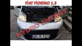 Fiat Fiorino hidrojen yakıt sistem montajı