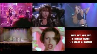 Bananarama - I Heard A Rumour (MultiVideo, by DcsabaS, lyrics)
