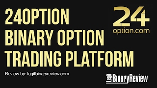 Intro to Binary Options Trading Platform - 24Option