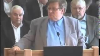 Служить Богу в Духе - Ричард Циммерман(Проповедь)