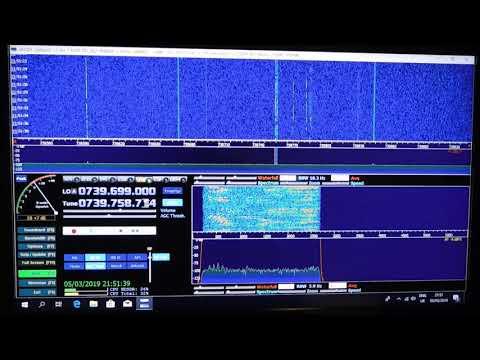IK8XLD - Signals from 24E  ES'HAIL-2 ? - смотреть онлайн на