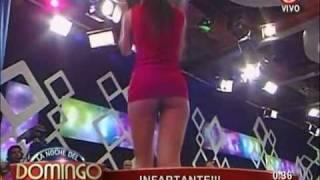 Veronica Crespo en La noche del domingo (05/06/2011)