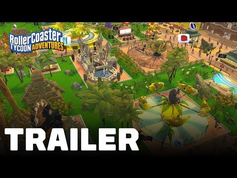 RollerCoaster Tycoon Adventures Release Date, News & Reviews