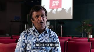 Pastor Rasik Ranchord - Jesus for NZ