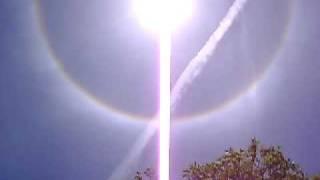 preview picture of video 'Halo Solar en Puerto Plata Republica Dominicana'