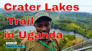 Diving Deep Into The Mysteries Surrounding Crater Lakes In Uganda | Travel With Enock & Jaqi (Ep 10)