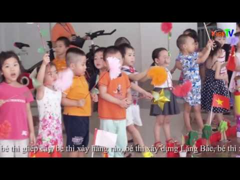 BILL GATES SCHOOLS - CHÀO MỪNG NGÀY GIẢI PHÓNG THỦ ĐÔ
