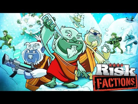 HILARIOUS RAGE INDUCING GAME! - RISK FACTIONS (видео)