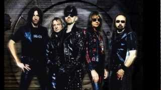 Judas Priest - A Touch of Evil (Lyrics)