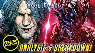 DEVIL MAY CRY 5 | Dante back from Hell? New Demon Villain is Mundus? Character Analysis & Breakdown!