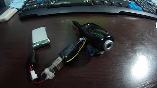 How to use the FPV Wifi Camera of the syma x5sw without the quadcopter