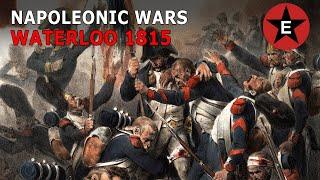 Napoleonic Wars: Battle of Waterloo 1815