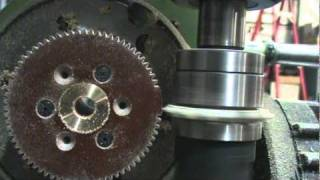 Cutting Phenolic Gears