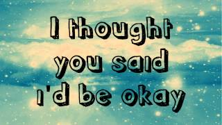 Miley Cyrus - Don't Wanna Be Torn Lyrics