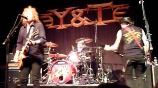 Y&T - Blind Patriot - Mystic Theatre - Petaluma - 11-18-2016