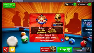 8-Ball Pool! Road To 1 Billion Coins!! Ep.3 Berlin & All-In Gameplay!!!