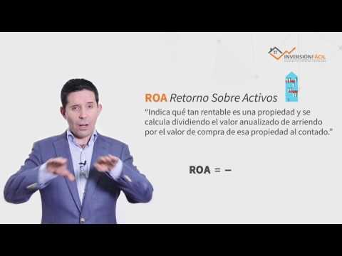 ¿Qé significa ROA y para qué sirve?