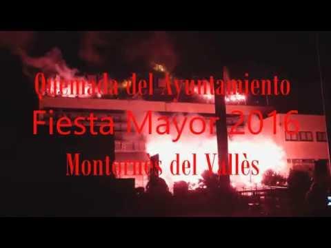 Fiesta Mayor 2016 en Montornès del Vallès