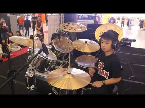 Dewa - Pupus Drum Cover by Michael Benedict The