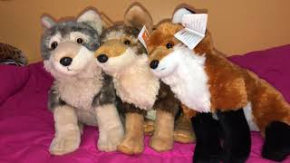 My Full Plush Collection: F.A.O. Schwartz, Save Our Space, Wild Republic!
