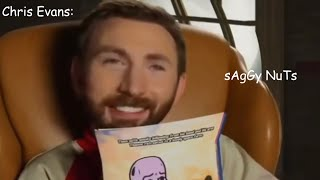 avengers endgame cast being funny for 6 minutes straight